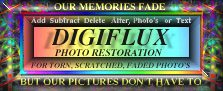 DigiFlux Photo Restoration