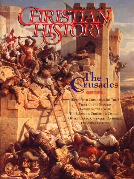 an analysis of the crusades in the history of christianity The crusades, like so much of the the crusades - research paper a source book for medieval history, new york: scribners, 1975, 511-12 riley-smith, j,.